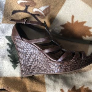 Shoes - Sbicca wedge size 7.5